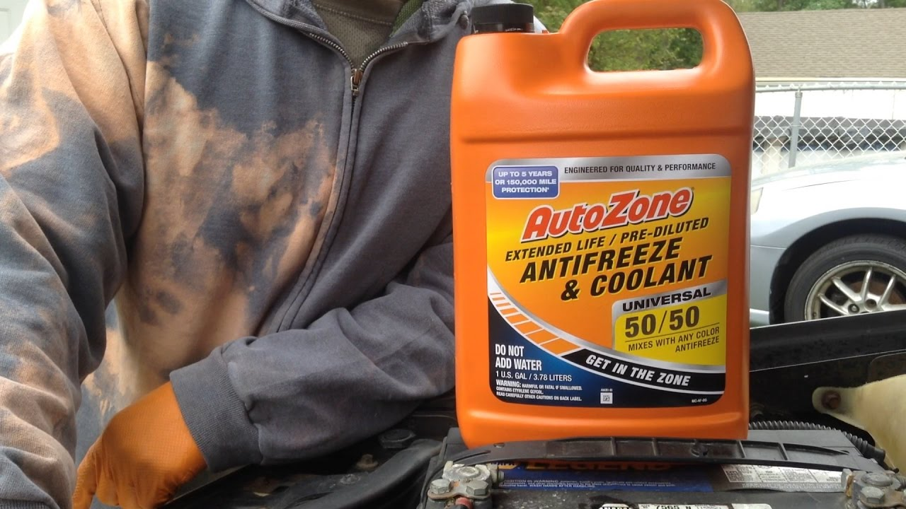 Jeep grand cherokee antifreeze