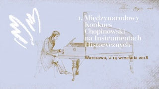 I International Chopin Competition on period instruments . I Stage - results