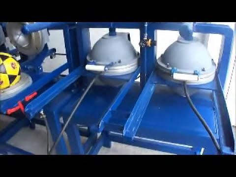 Vulcanizadora de balon Vulcanizer balls bd92d02d3ffeb