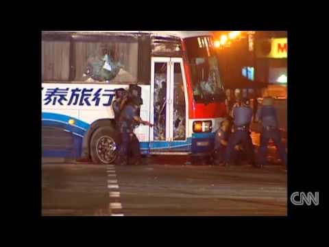 Manila hostage crisis mishandled