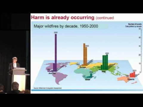 John Holdren, Conference Climate 2050: setting the context 2050, October 2007