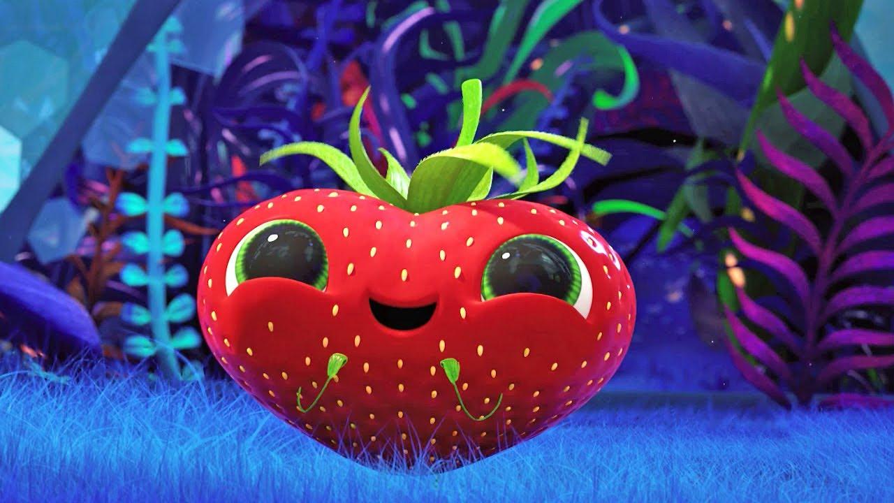Wolkig Mit Aussicht Auf Fleischbällchen 2 Erdbeere