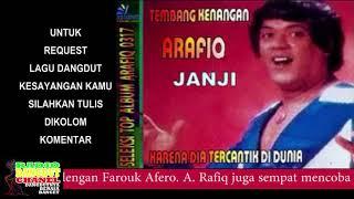 Video ARAFIQ - JANJI #Best Audio download MP3, 3GP, MP4, WEBM, AVI, FLV Juni 2018