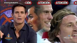😳👀 El VESTUARIO del MADRID: