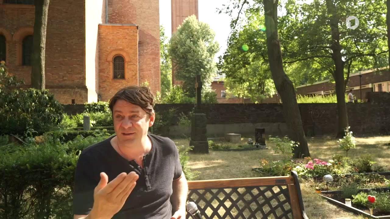 Filme im Ersten Interview zum  Prag Krimi   Roeland Wiesnekker 0602427121