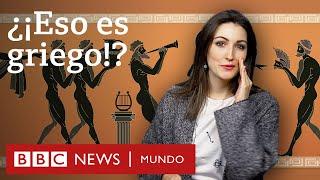 El curioso origen de 5 palabras griegas que usamos en español | BBC Mundo