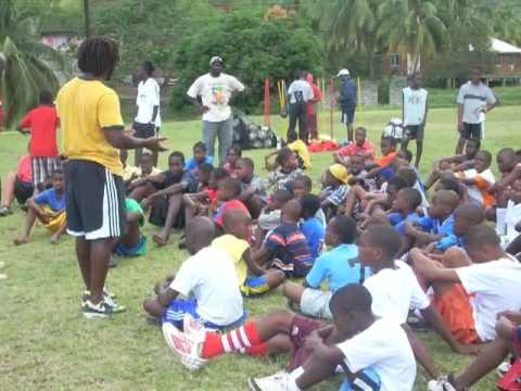 bygINCpresents... The Baga Youth Football Association (B.Y.F.A.)