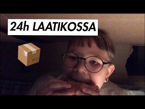 24h LAATIKOSSA