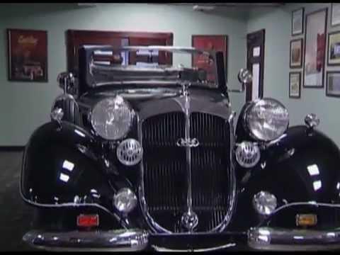 Horch -- машина Макса Отто фон Штирлица