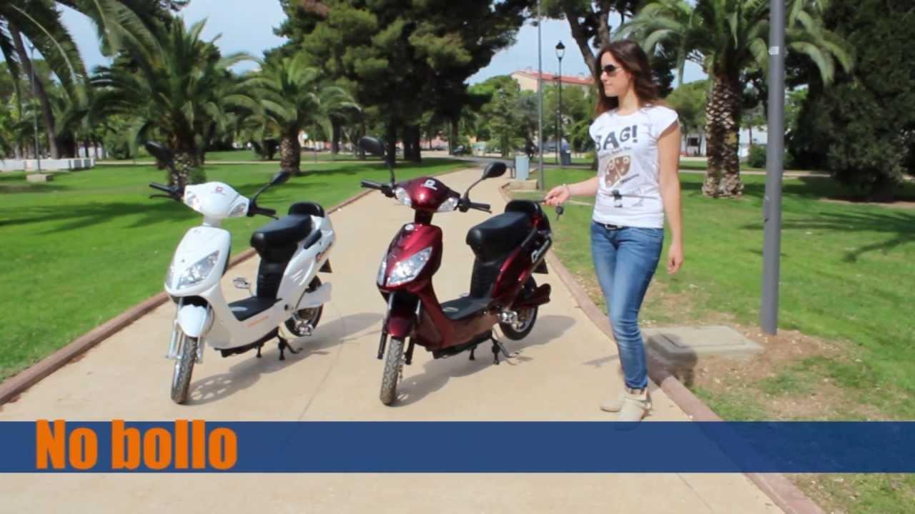 Bicicletta Elettrica Scooter Pedalata Assistita