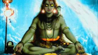 Lord Shiva in DEEP meditation ( Awesome )