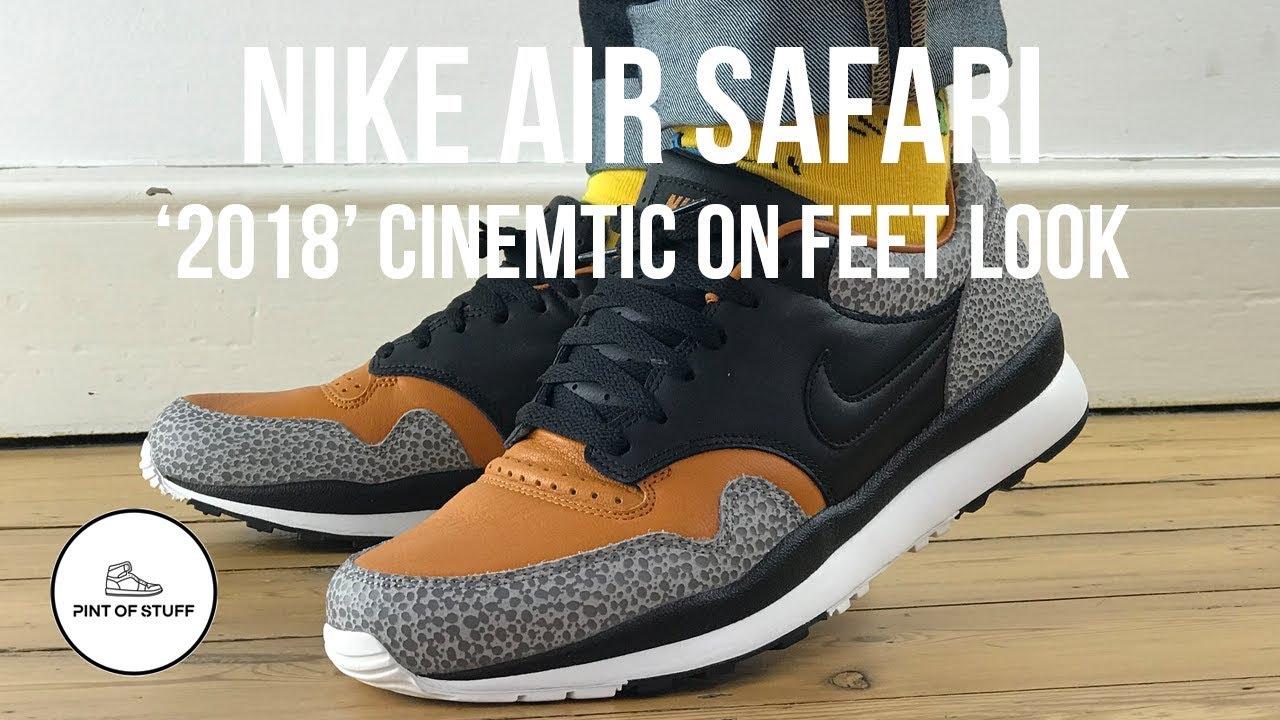 nike sportswear air safari qs