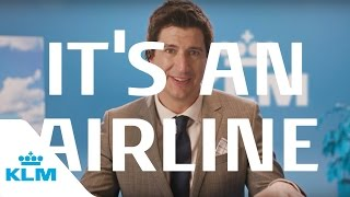 KLM: It's an Airline
