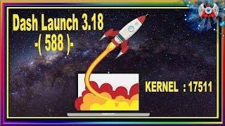 [360] • DashLaunch 3.18 - (588)   kernel:17511   Download e Instalação   RGH