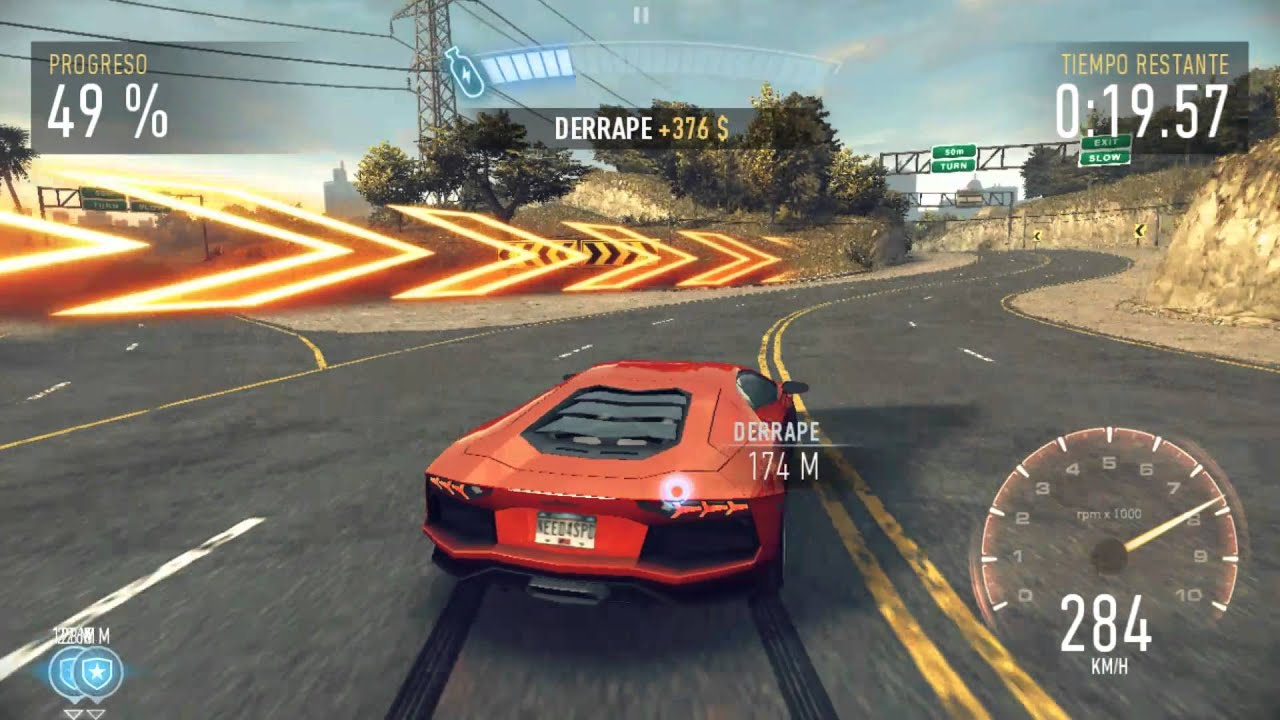 need for speed no limits lamborghini aventador snake pass youtube. Black Bedroom Furniture Sets. Home Design Ideas