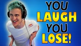TRY NOT TO LAUGH CHALLENGE (FORTNITE EDITION) *IMPOSSIBLE* | Fortnite Highlights \u0026 Funny Moments #