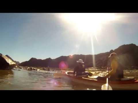 Orange river trip with Felix Unite