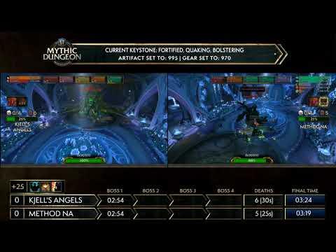 Kjell's Angels vs Method NA | MDI Global Finals | Grand Finals