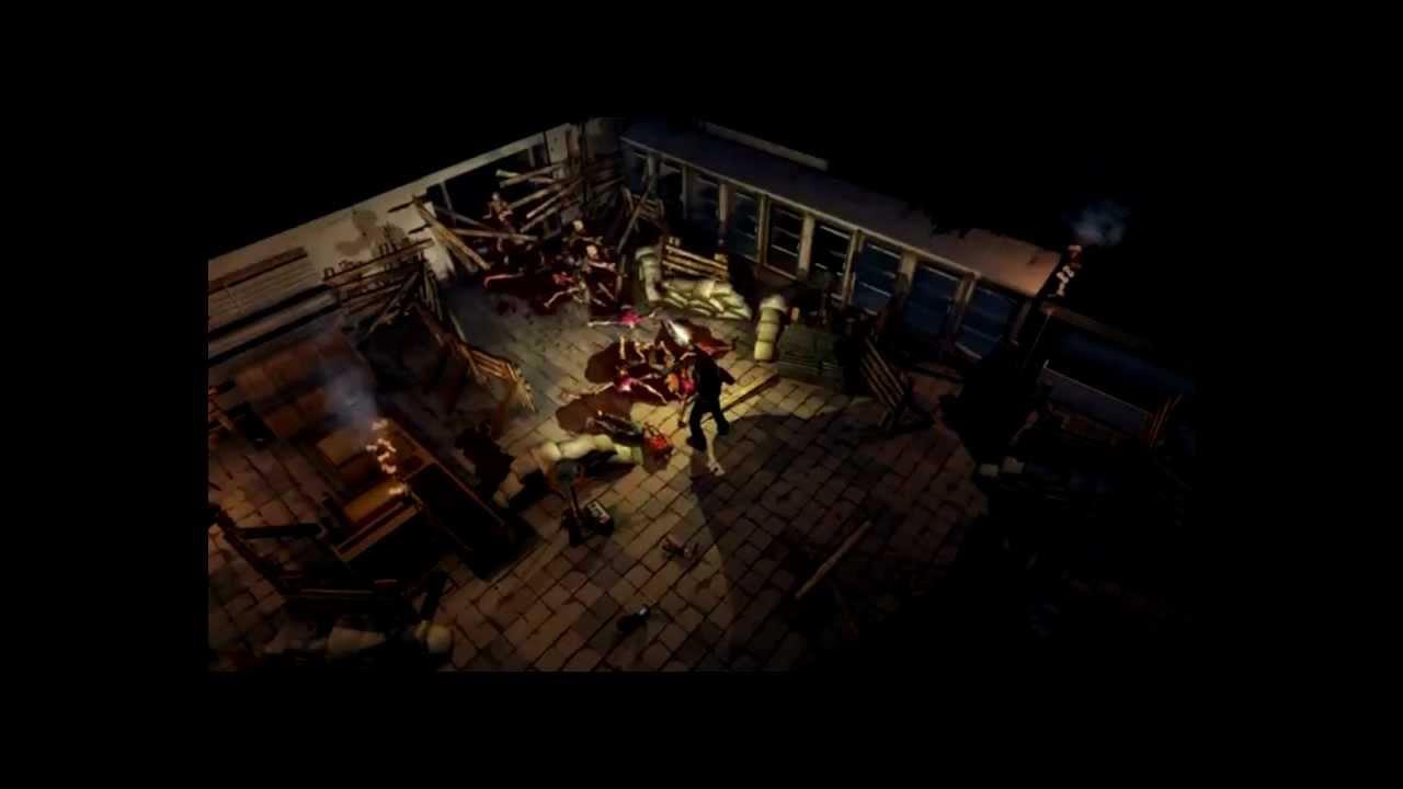 ROAM zombie survival game - YouTube