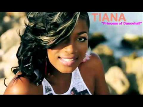 Tiana Me Run Di Lane   Vanessa Bling Diss Stay Inna Yuh Lane