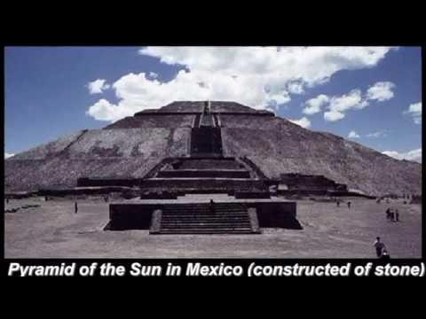 Planet MU pt.10 -Pyramids and Hieroglyphics in America B.C.