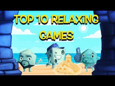 Top 10 Relaxing Games