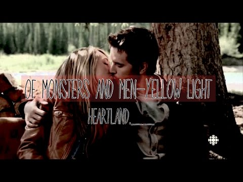 Heartland Amy And Ty Engagement ~ Yellow Light