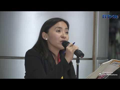 Media Interview - Pasay City 11/12/2017