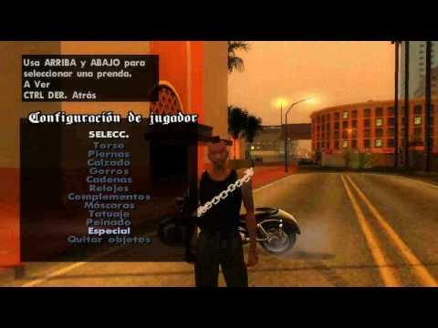 GTA SA - Ghost Rider MOD V1.3