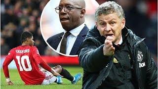 Man Utd boss Solskjaer hits back at Ian Wright over Marcus Rashford injury claims- transfer news ...