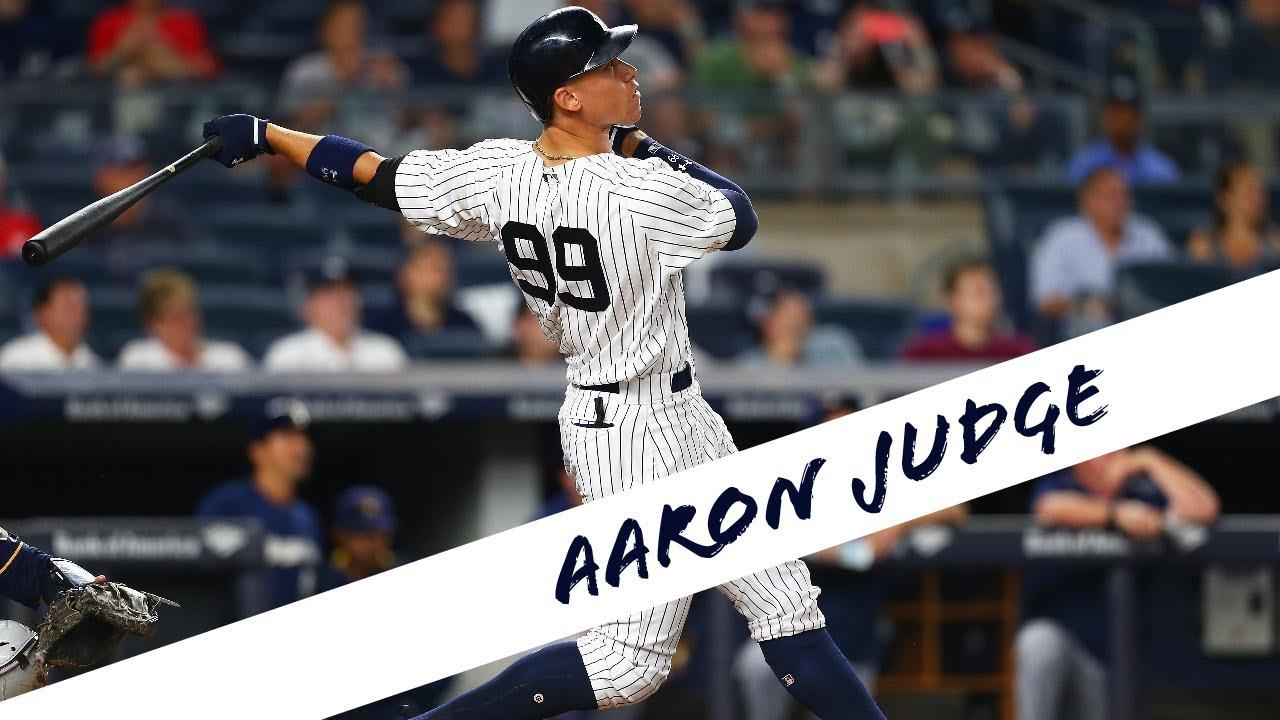 Aaron Judge 2018 Highlights [HD] - YouTube