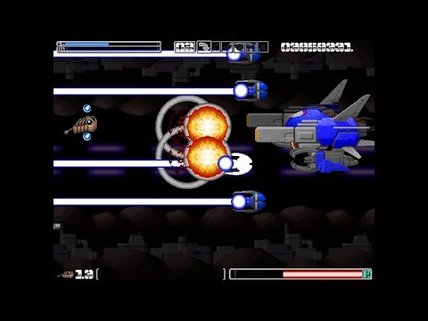 Cambria Sword (カンブリア・ソード) - Full gameplay 1cc #CambriaSword