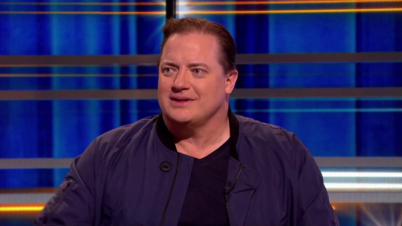 Download Brendan Fraser describes how he blacked out