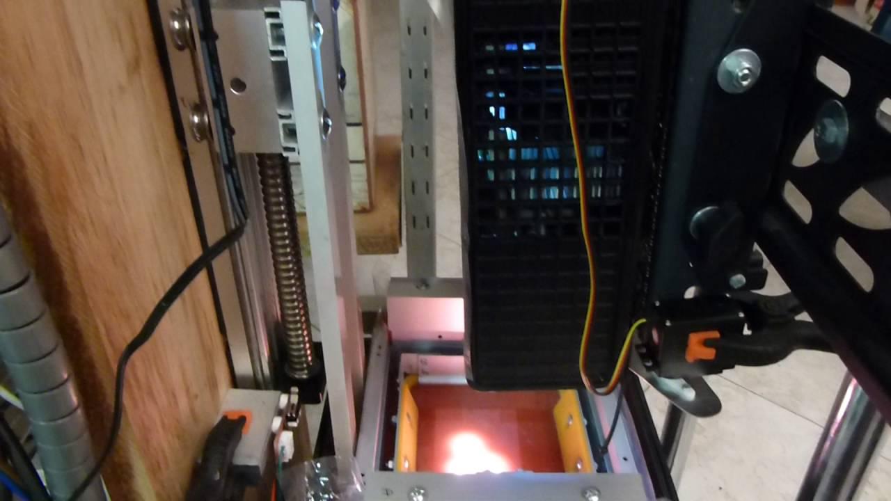 Nanodlp top down dlp 3d printer youtube sciox Choice Image