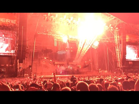 Download Rammstein - Du Hast live in Lucerne (June 4, 2016)