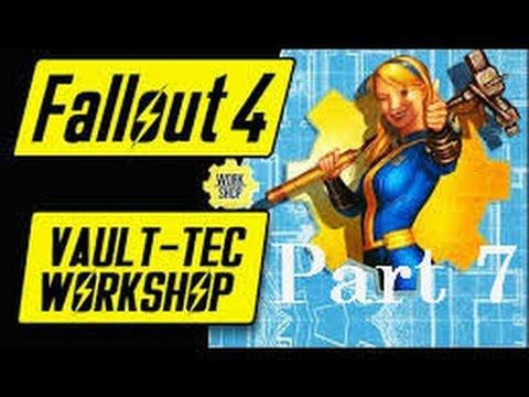 Fallout 4 : Vault-Tec Workshop DLC - Part 7 Vision of the Future  
