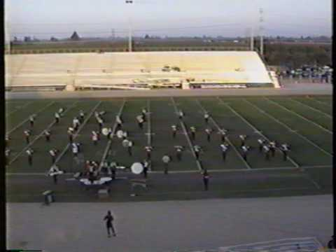 Ceres High School Band - Field Show 1995 (Full Show)