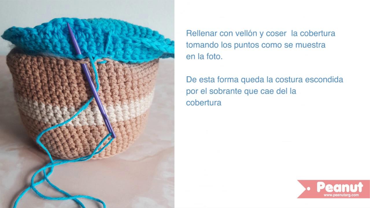 Patron Torta Amigurumi Crochet - YouTube