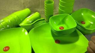 Набор посуды для пикника и Полевой кухни часть вторая ФИНАЛ