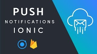 Ionic Native Push Notifications + Firebase Cloud Messaging