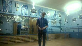 Fire-show уроки - Parallel Vertical Обучение(Double staff)