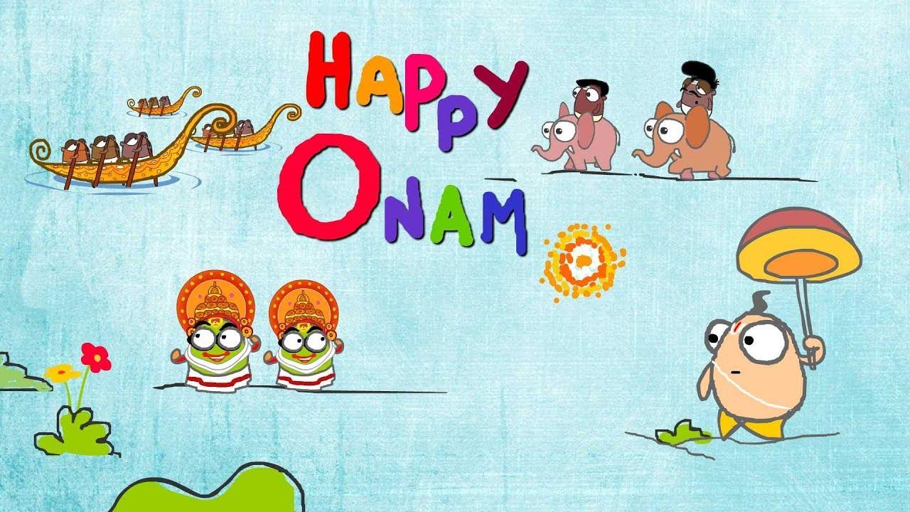 Happy Onam Wishes Whatsapp Video Youtube