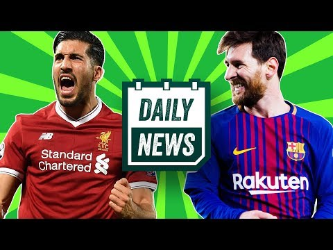 TRANSFERS: Messi £625m release clause to be tested + Angel Di Maria to Inter ►Daily News