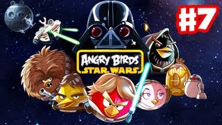 Angry Birds Star Wars - Gameplay Walkthrough Part 7 - The Rebels Invade (Windows PC, Android, iOS)