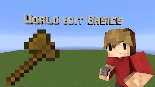 Minecraft Building Tutorial: World Edit Basics!
