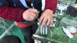 Припайка проводов к тензодатчику | СмартВес - продажа весового оборудования(, 2014-04-05T17:46:39.000Z)