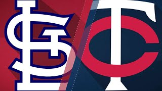 Berrios strikes out 10 in Twins' 4-1 victory: 5/15/18