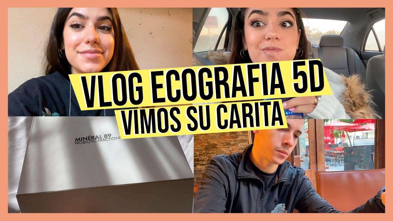 VLOG 48HS CONMIGO   VAMOS AL MEDICO, ECOGRAFIA 5D + EVENTO