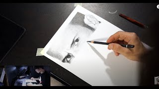 How I Draw Like A Printer | Printer Man
