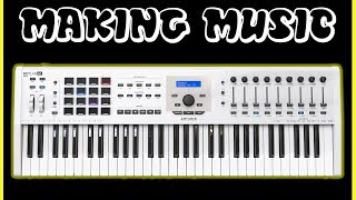 Arturia KeyLab 61 MKII - The Complete Package - Making Music